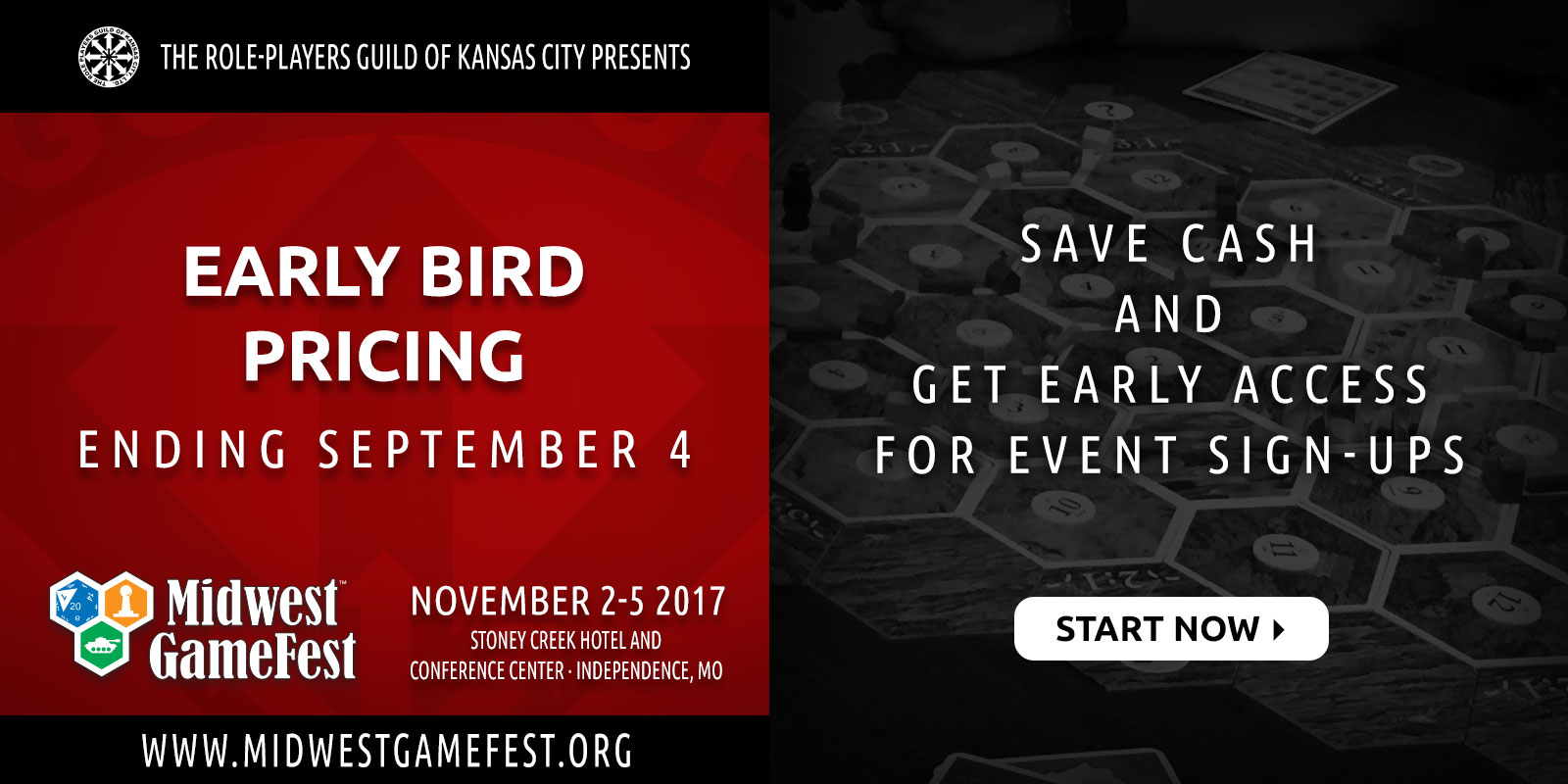 Early Bird Pricing Ends