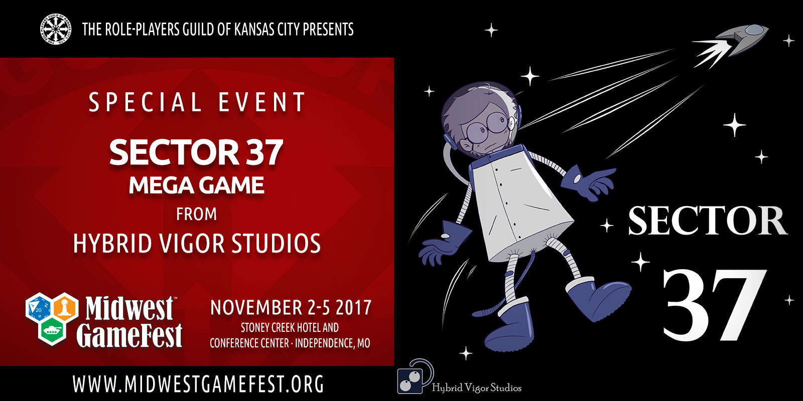 Special Event Sector 37 Mega Game